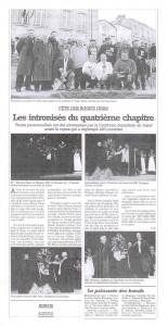 Sud Ouest 13 février 1999